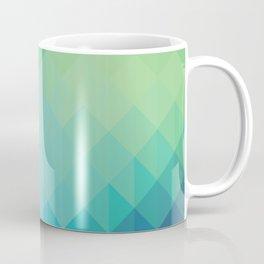 Peacock Mosaic Coffee Mug