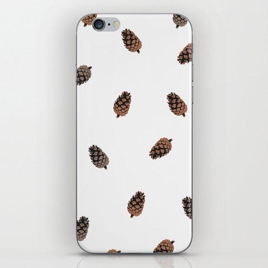 Cone Pattern iPhone & iPod Skin