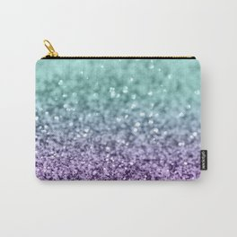 Mermaid Girls Glitter #9 #shiny #decor #art #society6 Carry-All Pouch