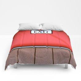 The Next Exit Comforters