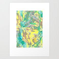 M025 Art Print