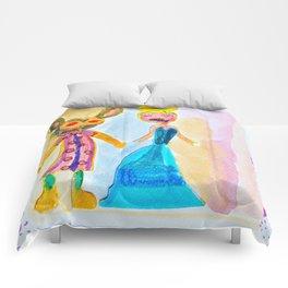 Masqueraders Comforters
