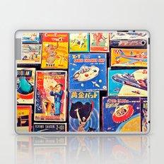 Toy Warp Laptop & iPad Skin