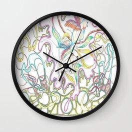 Vivjan's Dream Land  Wall Clock