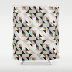 The Nordic Way XXIII Shower Curtain