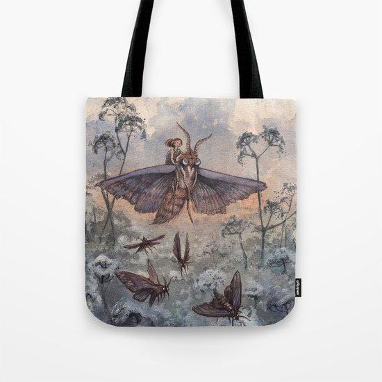 Noctuidae Tote Bag
