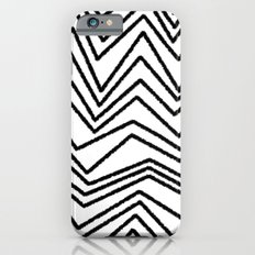 Graphic_Chevron freehand Slim Case iPhone 6s
