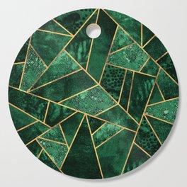 Deep Emerald Cutting Board