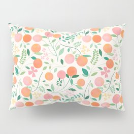 Vanilla Peaches Pillow Sham