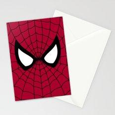 Spider man superhero Stationery Cards