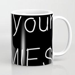 Love Your Enemies - Handwritten Coffee Mug