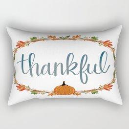 Fall - Thankful Rectangular Pillow
