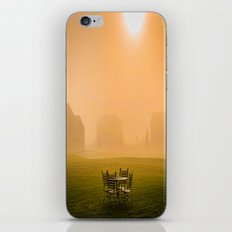 Table for Four iPhone & iPod Skin
