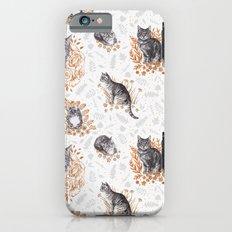 Le Chat Toile de Jouy iPhone 6s Slim Case