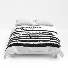 Aquarius 1 Comforters