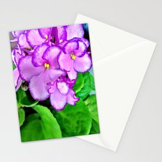 Roses are red, Violets are purple Stationery Cards