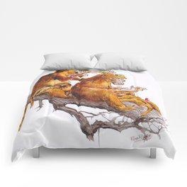 monkeys habits Comforters
