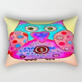 twittwoo Rectangular Pillow