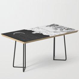 Moon River Coffee Table