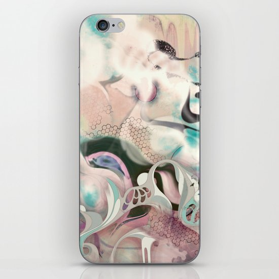 Fluidity iPhone & iPod Skin