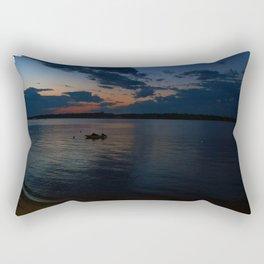 Summer Ending Rectangular Pillow