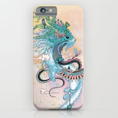 Journeying Spirit (ermine) Slim Case iPhone 6