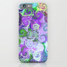 Swirl on Swirl iPhone 6 Slim Case