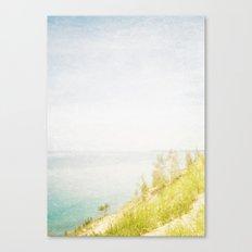 Dream Big Hillside Canvas Print