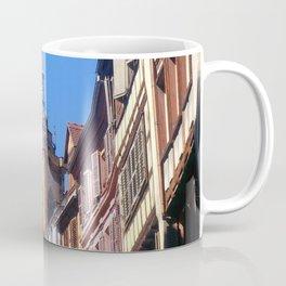 Beautiful Medieval City of Colmar Alsace France  Coffee Mug