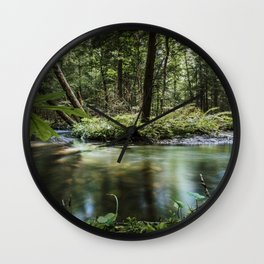 Little Canyon Wall Clock
