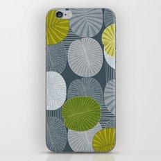 Dickinsonia Lime iPhone & iPod Skin