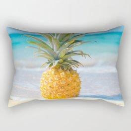Aloha Pineapple Beach Kanahā Maui Hawaii Rectangular Pillow