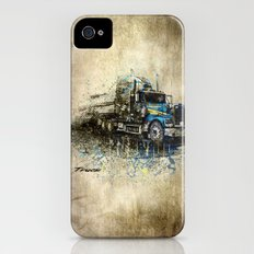 Truck iPhone (4, 4s) Slim Case