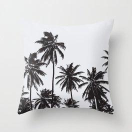 Palm 05 Throw Pillow