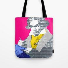 Ludwig van Beethoven 6 Tote Bag