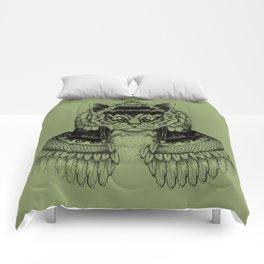 Cleo-CAT-ra Comforters