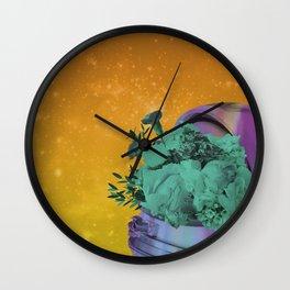 Space Dreams Wall Clock