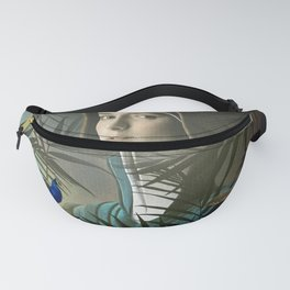 Eve in the Garden Fanny Pack