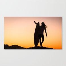 Eveline Van Brande - We Rise Together Canvas Print