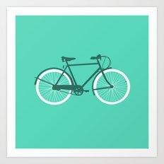 Bike II Art Print