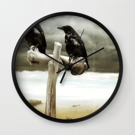 The Calling Wall Clock