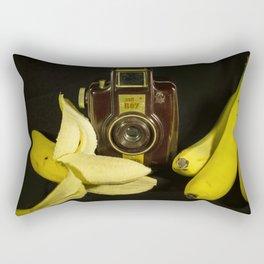 Bilora Blitz Boy and Bananas Rectangular Pillow