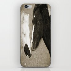 When We Touch iPhone & iPod Skin