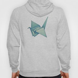 High Hopes | Origami Crane Hoody