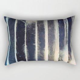 Fine Ice. Rectangular Pillow