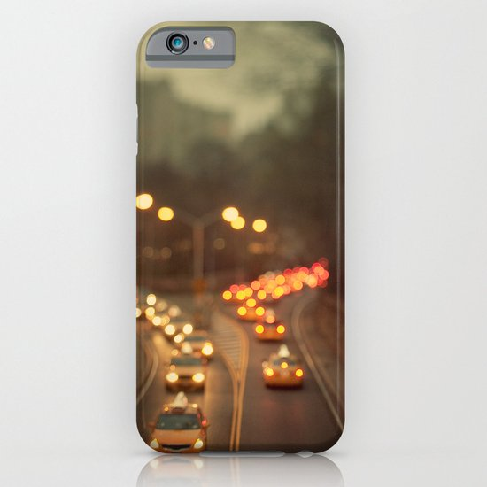Taxicab Confessions - New York iPhone & iPod Case