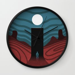 sentinel Wall Clock