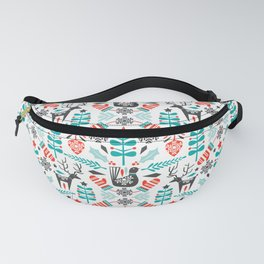 Hygge Holiday Fanny Pack