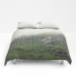 Glacier Bay Alaska Comforters