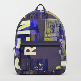 GLITCH CITY #2: Gent Backpack